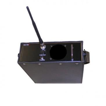 Coffret ballon portable Funke ZGS-TRT pour TRT800 sans transpondeur