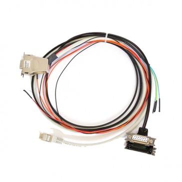 Câble pour transpondeur Funke PNETKA80