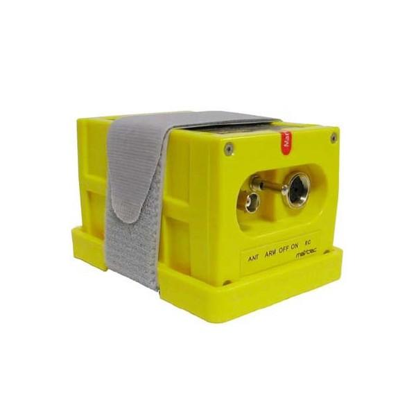 Balise de détresse KANNAD 406 AF-COMPACT + support + RC200 + connecteurs