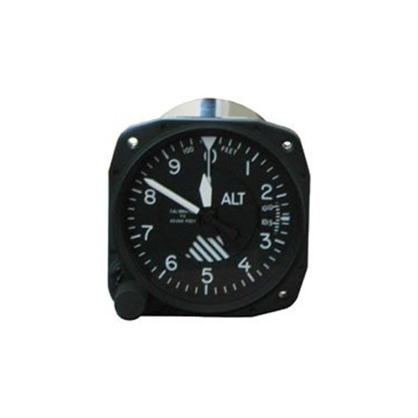 Altimètre United Instruments 5934PM-3A, en ft, en Mb