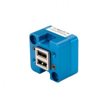 Double port USB TA-102 True Blue Power