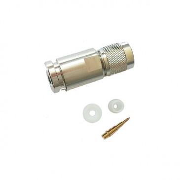 Connecteur TNC mâle 50 Ohms pour câble Aircell 7