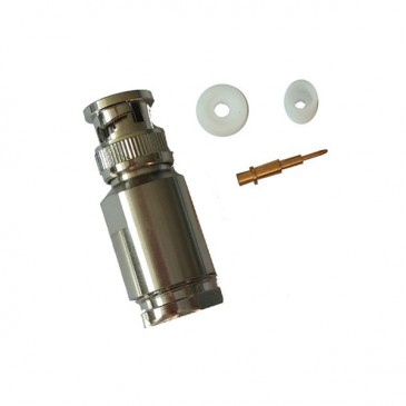 Connecteur BNC mâle 50 Ohms pour câble Aircell 7