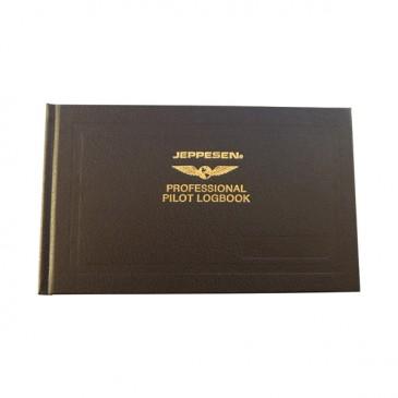 Jeppesen professional pilot logbook