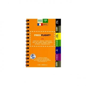 Checklist - Précis de pilotage PRECIFLIGHT pour Robin DR400