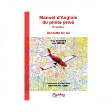 Manuel d'anglais du pilote privé avion - 2e éd.