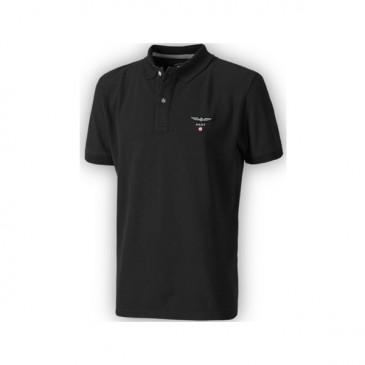 Polo Design4Pilots couleur noir