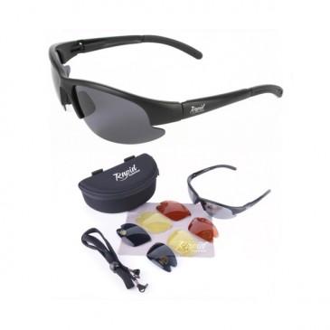 Lunettes de soleil Rapid Eyewear Cruise Black