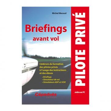 Briefings avant Vol - CD Rom
