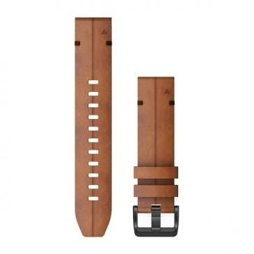 Bracelet de cuir Garmin D2 Delta