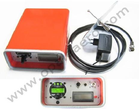 Coffret transpondeur pour ballon Garrecht VT-01 UltraCompact Classe 1