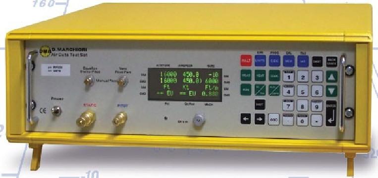 Générateur Pitot Statique MPS36-P, Banc anémo avec pompe intégrée