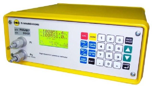 Indicateur Pitot Statique PAMB 7, ADTS de laboratoire avec Contrôle de Dérive