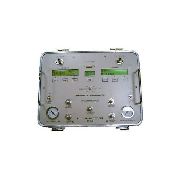 Banc pitot statique adts manuel portable PS525