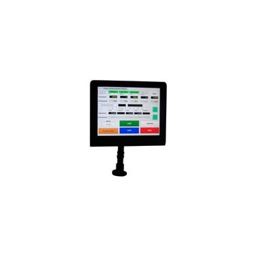 Pilotage des Air Data Test Set : Ecran Tactile DMA