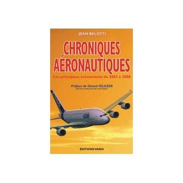 Chroniques aéronautiques 2003-2008