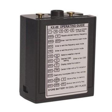 Batterie pour VHF portative bendix/king kx99