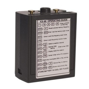 Batterie pour VHF portative bendix/king kx99