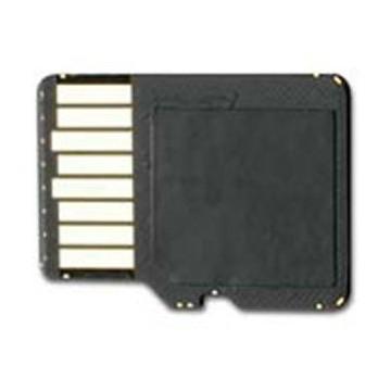 Carte Micro SD 4Go avec adaptateur