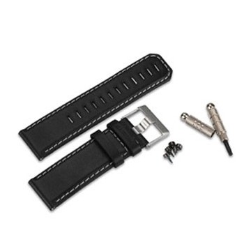 Bracelet en cuir Garmin pour la montre D2