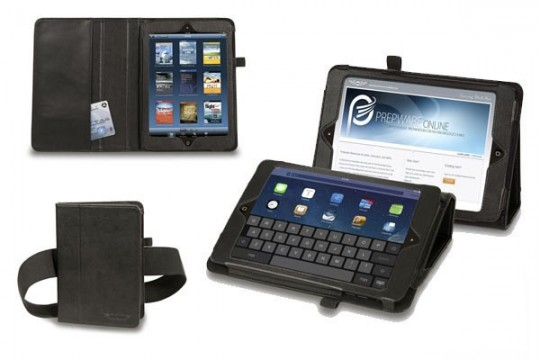 Planchette ASA Portfolio pour iPad mini