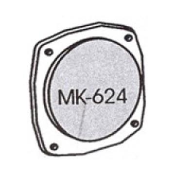 Cache 2-1/4 pouces MK-624