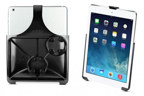 """Berceau spécifique RAM Mount pour iPad 5-6, iPad Air 1-2, Pro 9,7"""""""