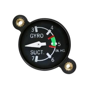 Gyro suction gauge  UMA 3-310-50 57 31mm