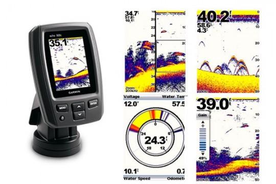 GPS Sondeur Marine Garmin Echo 300C